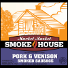 Pork and Venison Smoked Sausage